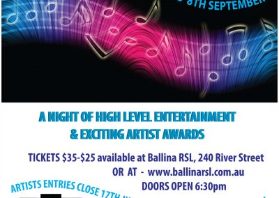 2015 NCEIA Dolphin Music Awards Night e