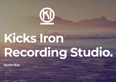 Kicks Iron Recording Studio